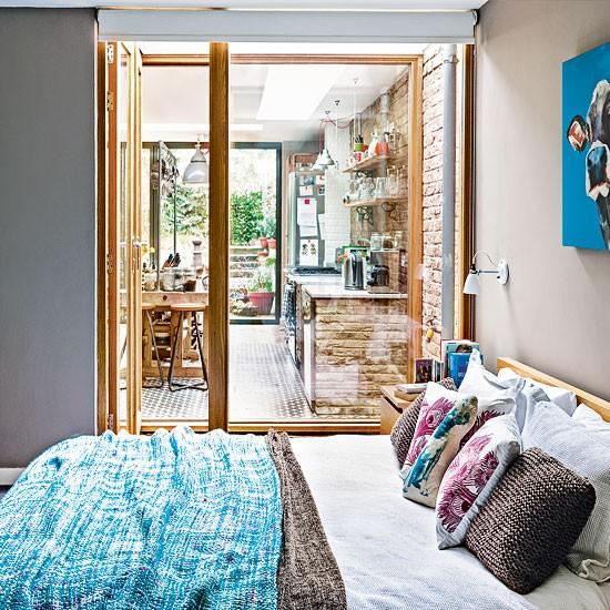 Interior] apartamento vintage: eclecticismo al norte de londres ...
