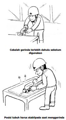 Bekerja Aman Menggunakan Power Tools (Pneumatic)