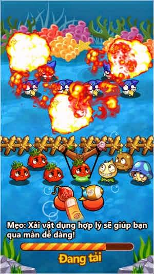 Tải game bắn cà chua cho android 2