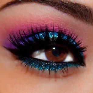Dicas de maquiagem olhos