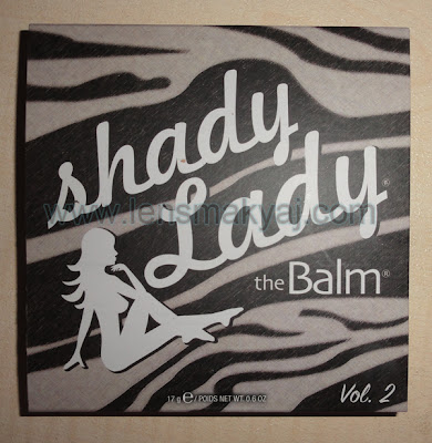 theBalm Shady Lady Vol 2