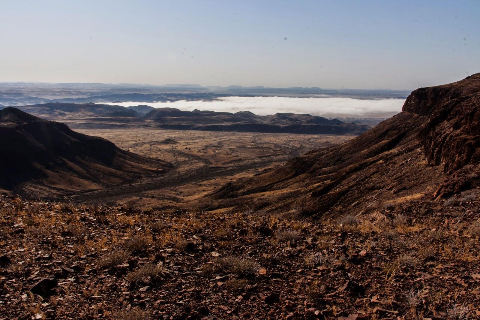 huab river damaraland namibia