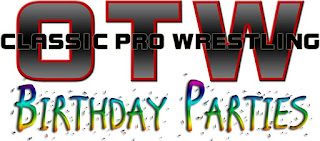 Childrens Wrestling Parties Birthday NJ Philadelphia