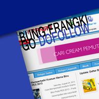 Bung Frangki Jadi Blog Dofollow