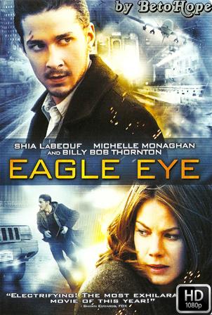 La Conspiracion Del Panico (Eagle Eye) [1080p] [Latino-Ingles] [MEGA]