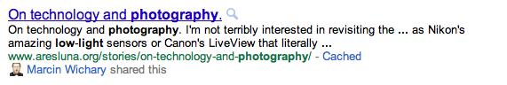 Soziale Suche-Fotografie
