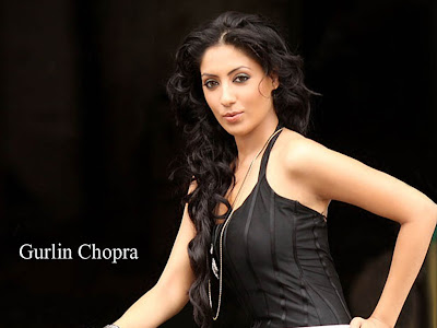 Gurlin Chopra hot photo