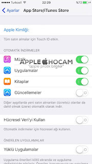 App Store Baglanilamiyor Hatasi Cözümü Pratik Yol