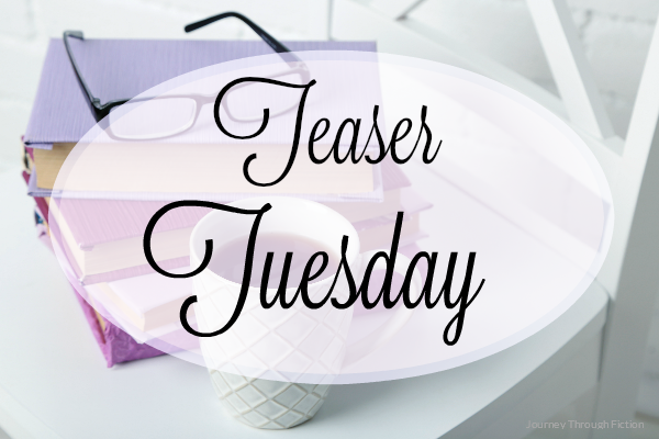 Teaser Tuesday Journey Through Fiction
