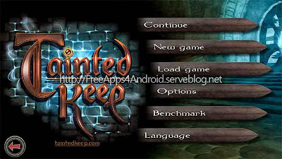 Tainted Keep Free Apps 4 Android