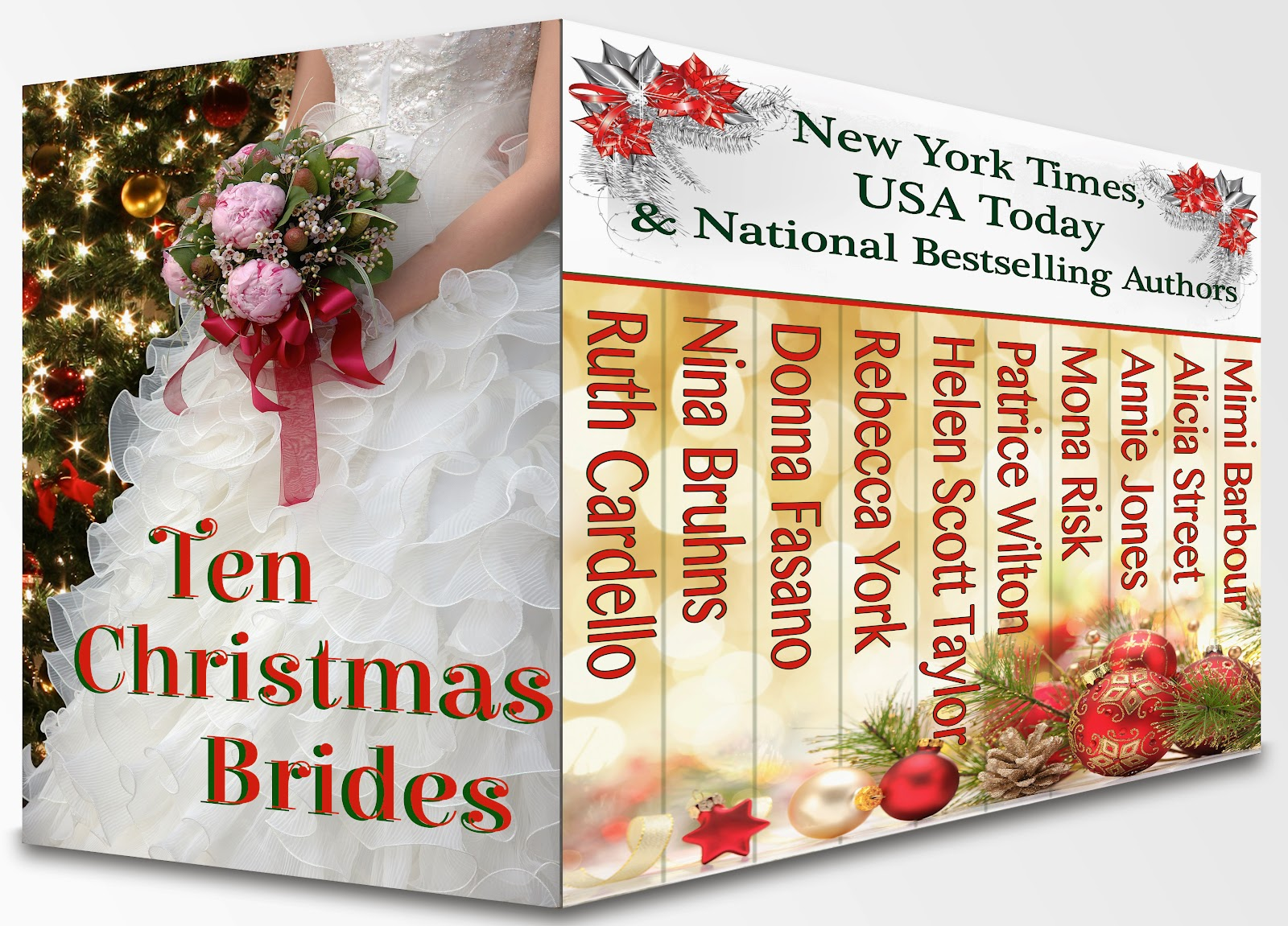 join ten new york times usa today and national best selling authors to celebrate the holiday season with a boxed set of stories brimming with emotion - Best Christmas Novels