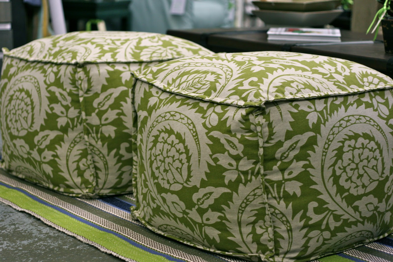 Chartreuse Home Furnishings Cheryl S Favorite Things