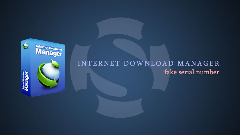 Download internet download manager 607 with serial number