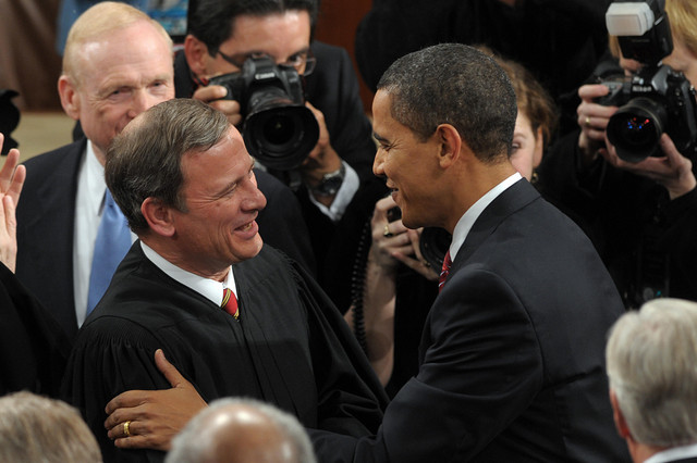 Supreme Court Chief Justice John Roberts To Rule On Obama Eligibility