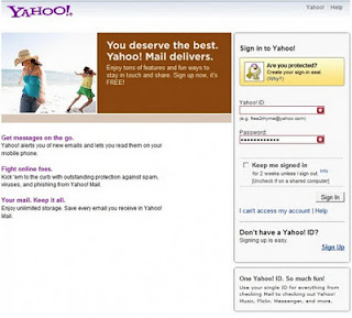 Yahoo Indonesia | Yahoo Mail Login