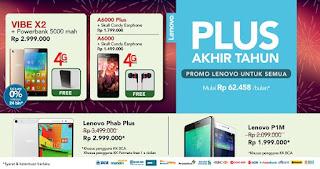 Akhir Tahun Promo Lenovo Untuk Semua