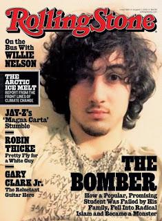 Jahar, Dzokhar Tsarnaev, Boston Marathon, bombing, Rolling Stone, cover