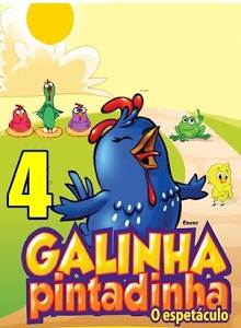 Download Galinha Pintadinha Vol.4