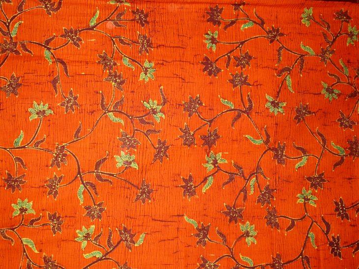 batik serat kayu khas madura