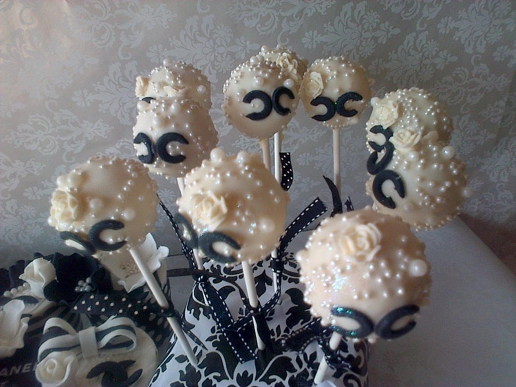 Cupcake Boutique Durban Coco Chanel Cupcakes And Cakepops