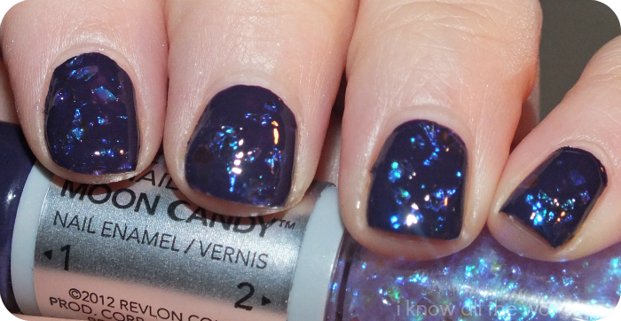 Revlon Selects: Revlon Nail Art Moon Candy in Orbit | I Know all ...
