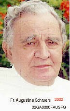 Fr Augustine, 2002