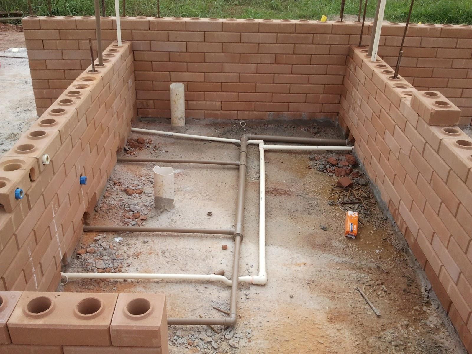 Construindo e Ampliando com Tijolo Solo cimento / Ecológico  #A85A23 1600 1200