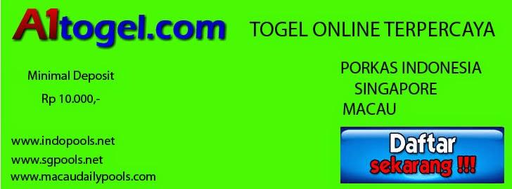 Togel Online Terpecaya