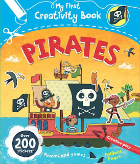 My First Creativity Books: Pirates