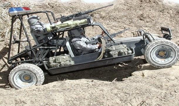Chenowth Strike Vehicle