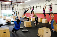 Girl Health Seattle Fitness