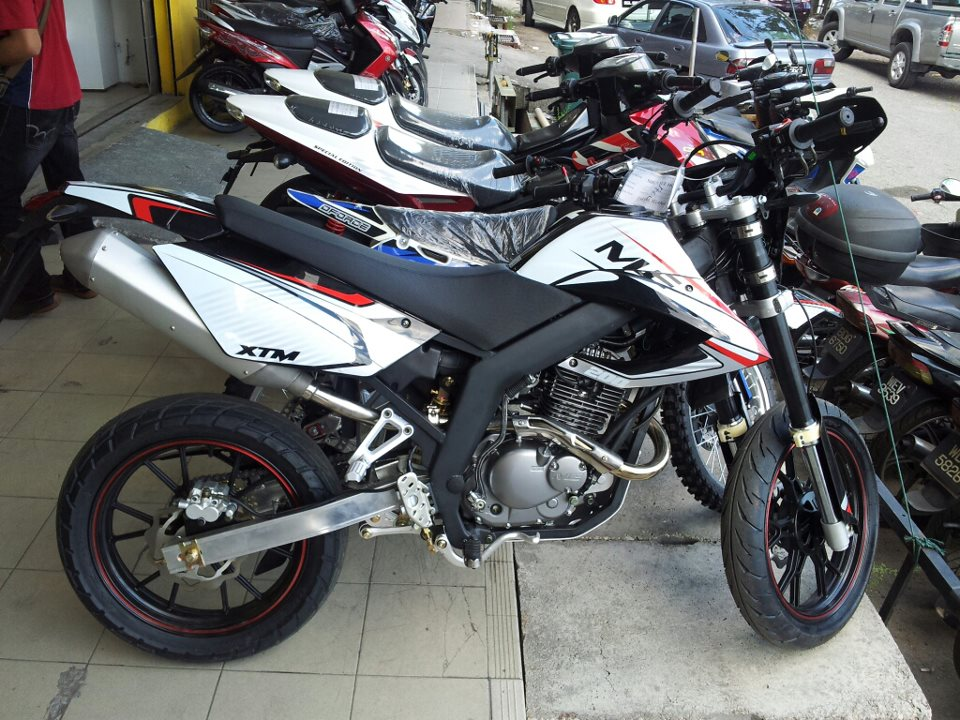Interested About Motorcycle Mle Scramber Motocross Xtm Mofaz