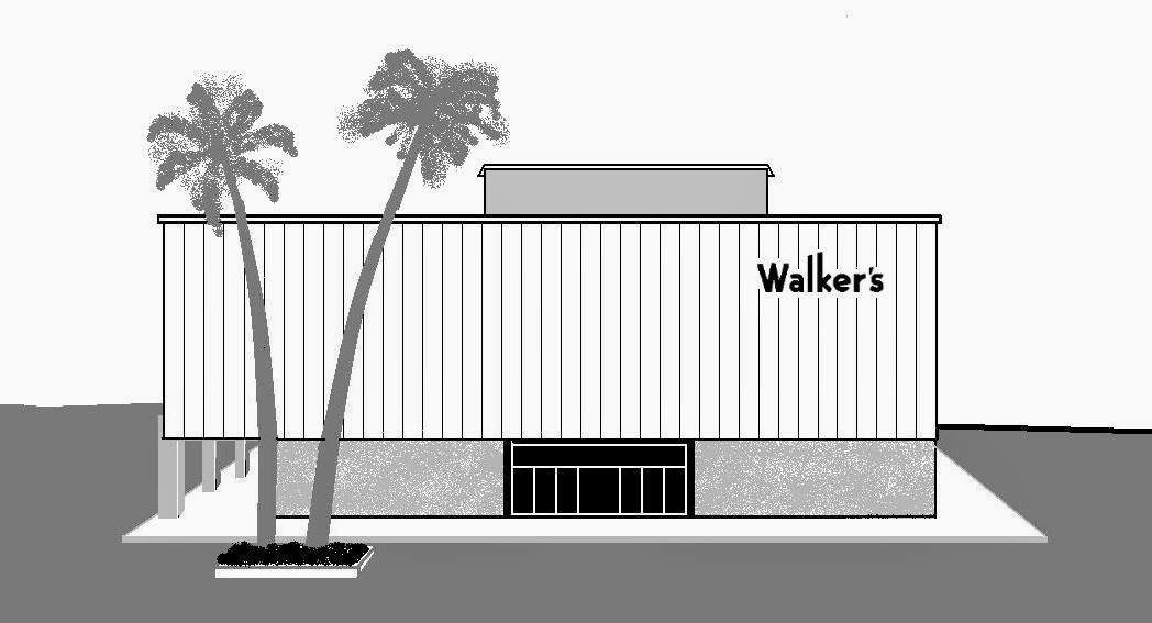 The Walkeru0027s Chain, Originally Based In Los Angeles, Established A Long  Beach Division In The Late 1920s. A Branch Anchored The Original LOS ALTOS  CENTER.