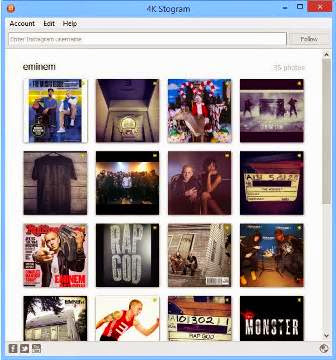 4K Stogram 1.8.0.725 portable download backup Instagram photos and videos