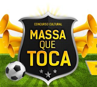"""Concurso Cultural """"Você na massa que toca o Brasil"""""""