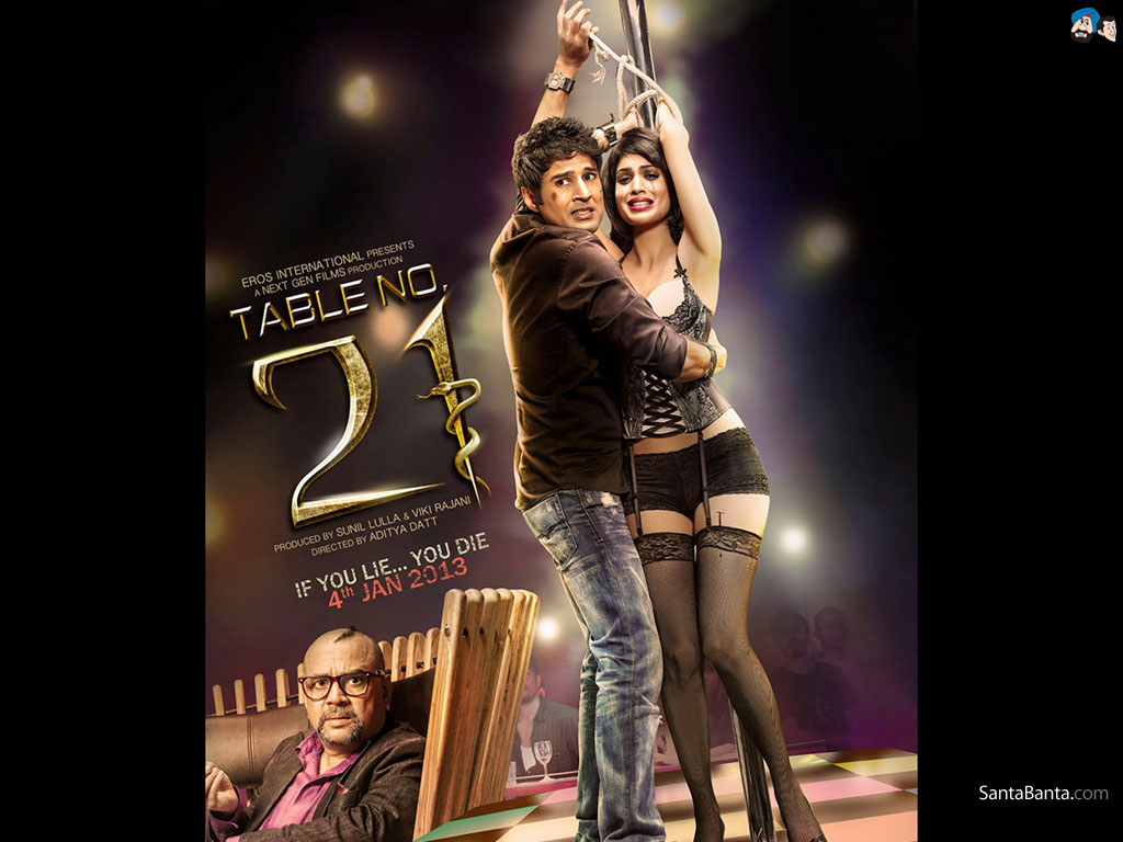 Download complex table no 21 2013 hindi for Table no 21 movie