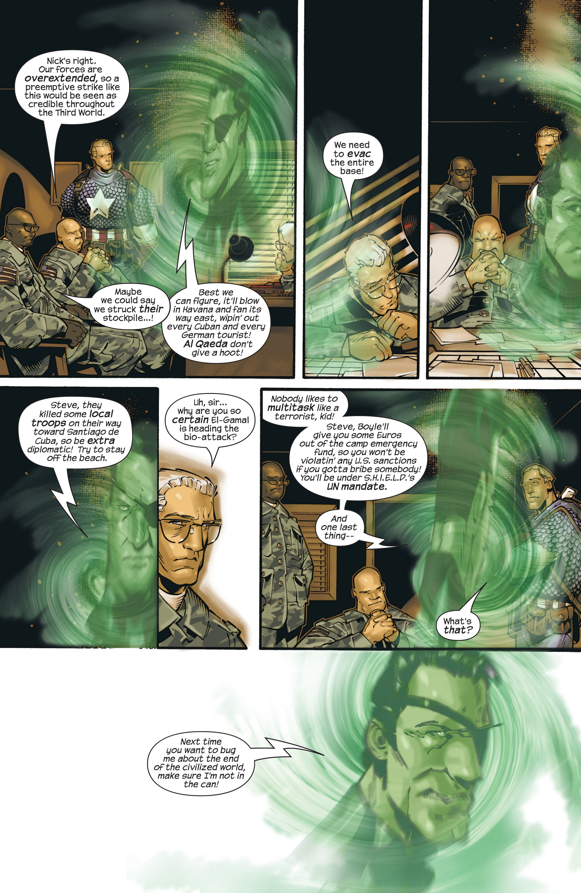 Captain America (2002) Issue #23 #24 - English 15