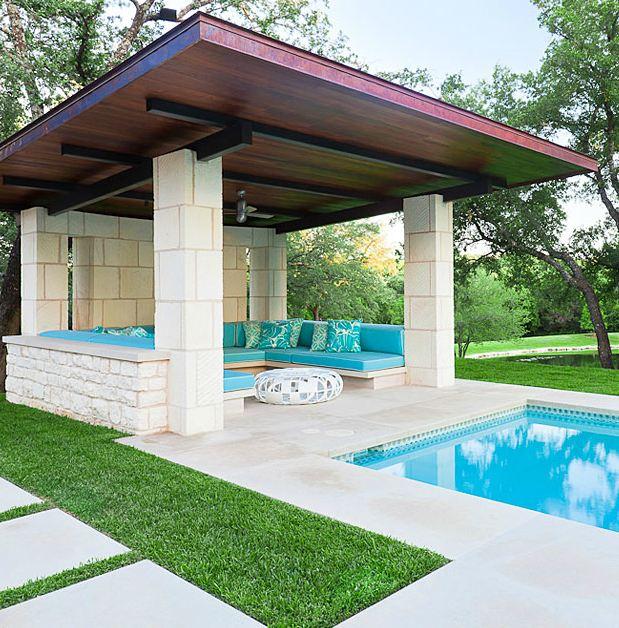 Bandanamom summer pool time for Garden pool room