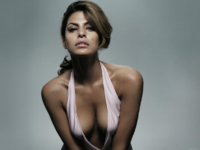 Eva Mendes HD Wallpaper