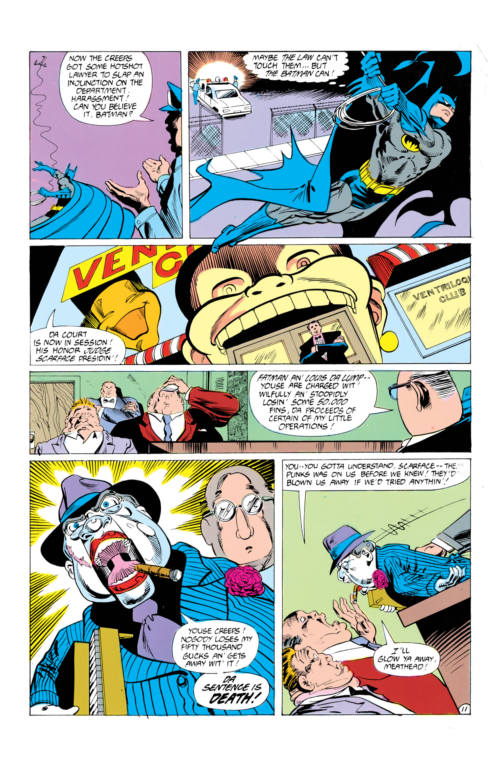 Detective Comics (1937) Issue #583 Page 12