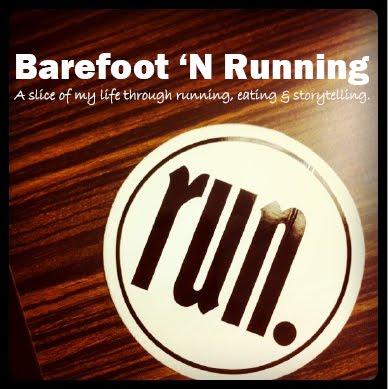 Barefoot 'N Running