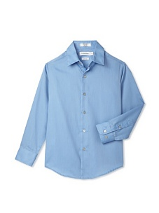 MyHabit: Save Up to 60% off Back to School: Uniform Options: Calvin Klein Sateen Hanging Dress Shirt
