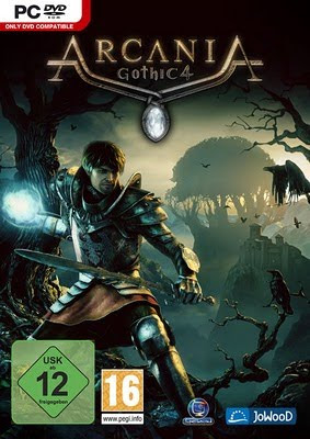 Download ArcaniA Gothic 4 RELOADED And REPACK