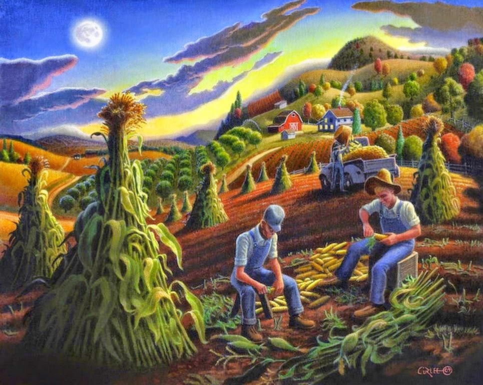 paisajes-costumbristas-americanos