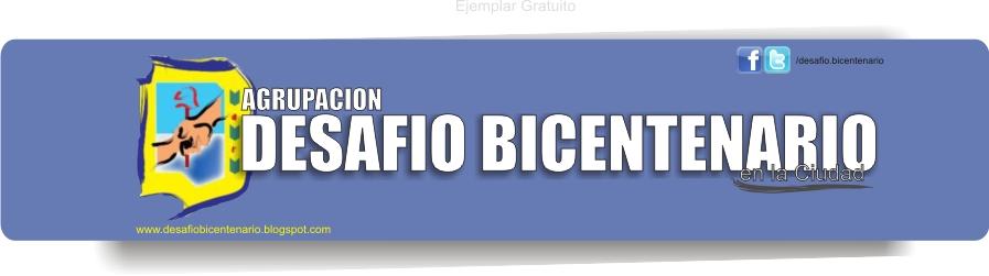 DESAFIO BICENTENARIO