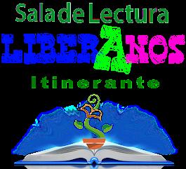 SALA DE LECTURA LIBERÁNOS ITINERANTE