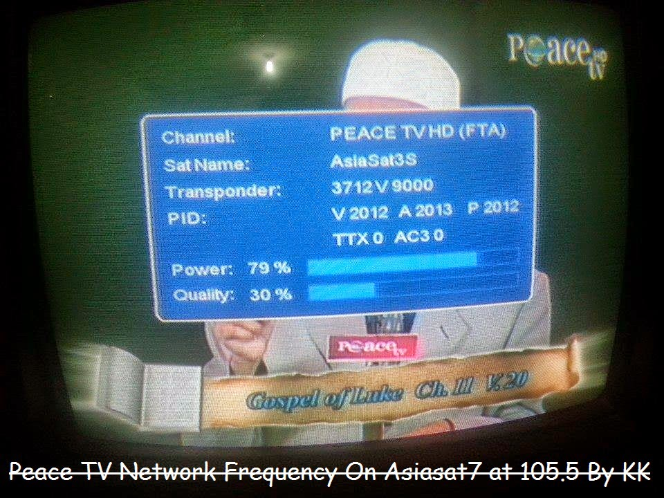 peace tv english, urdu, network , frequency, asiasat, 2015