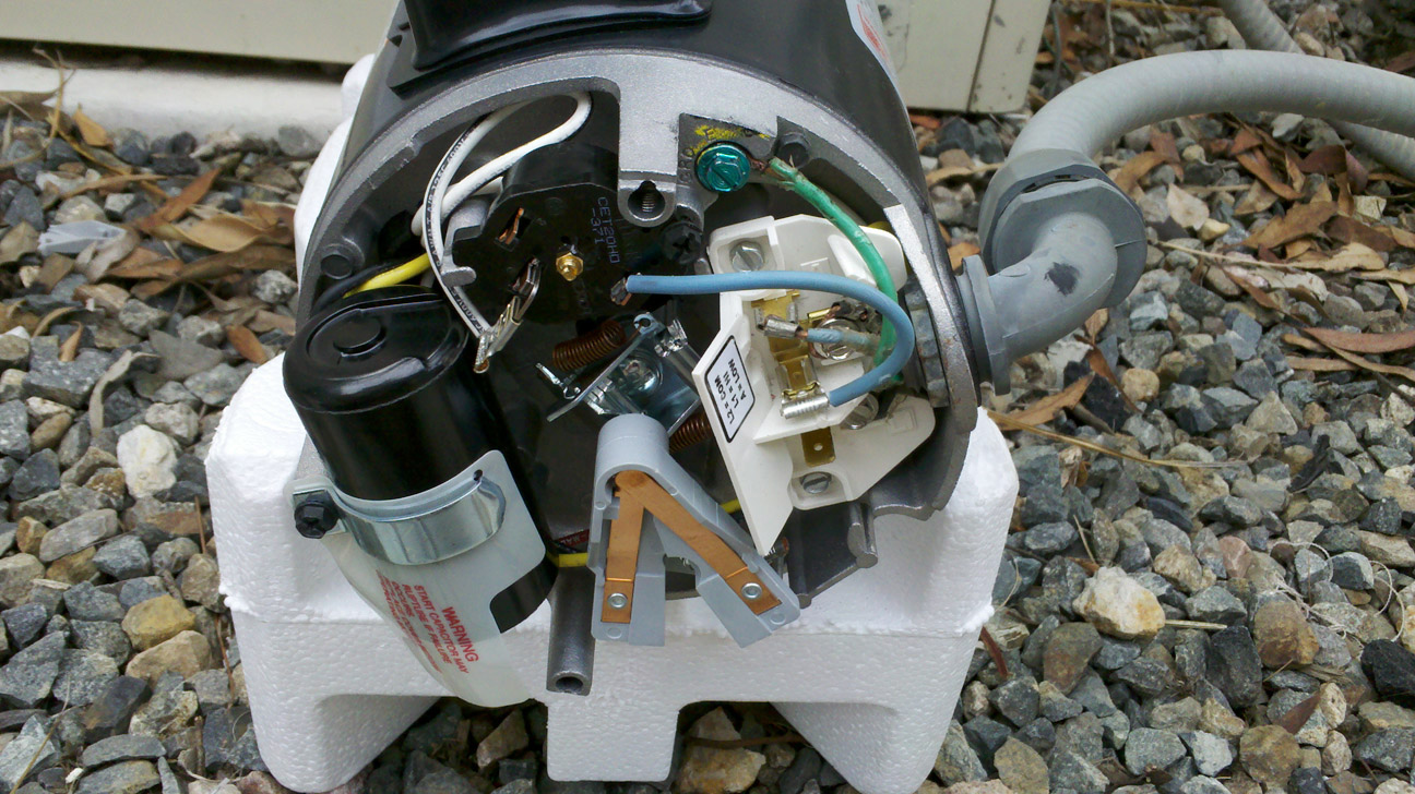 Wiring Diagram Pool Pump Motor : Hayward pool pump wiring diagram electric