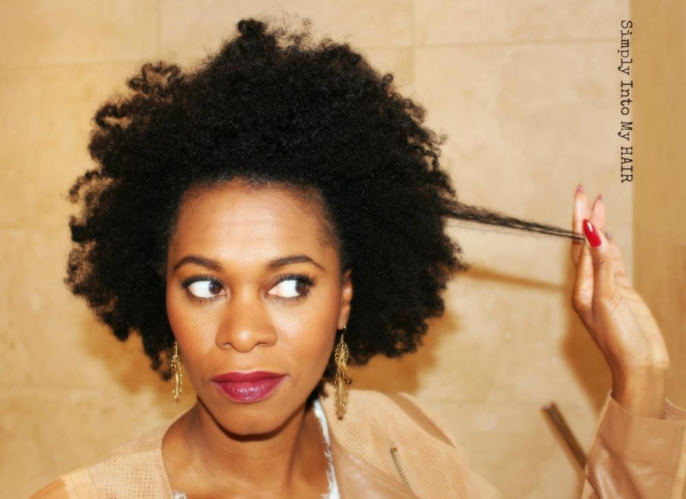 Afro hair 4a, 4c natural hair