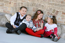cambria , sienna, ethan, and marcus